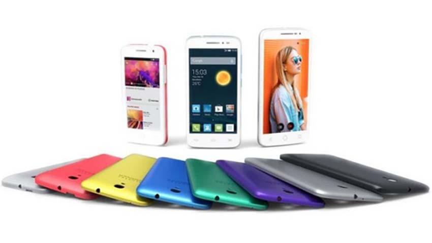 Alcatel zaprezentował nowy tablet i smartfony z obsługą LTE