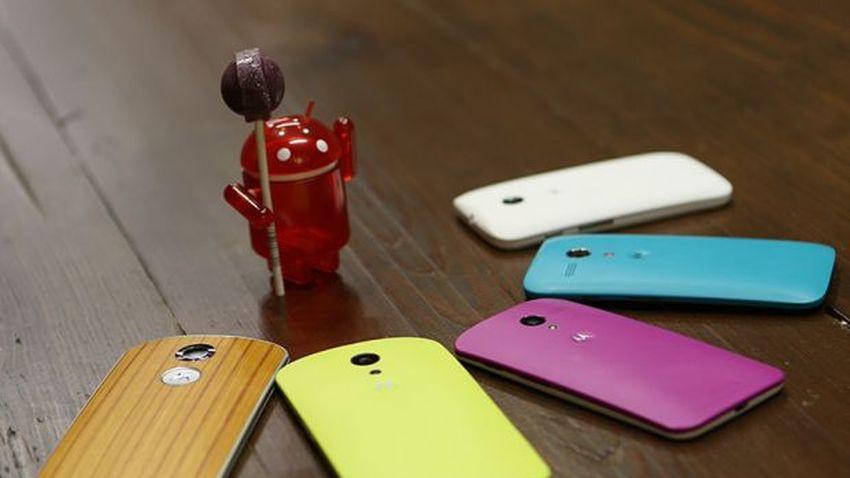 Lollipop dla smartfonów Motoroli z 2013/2014 roku już wkrótce