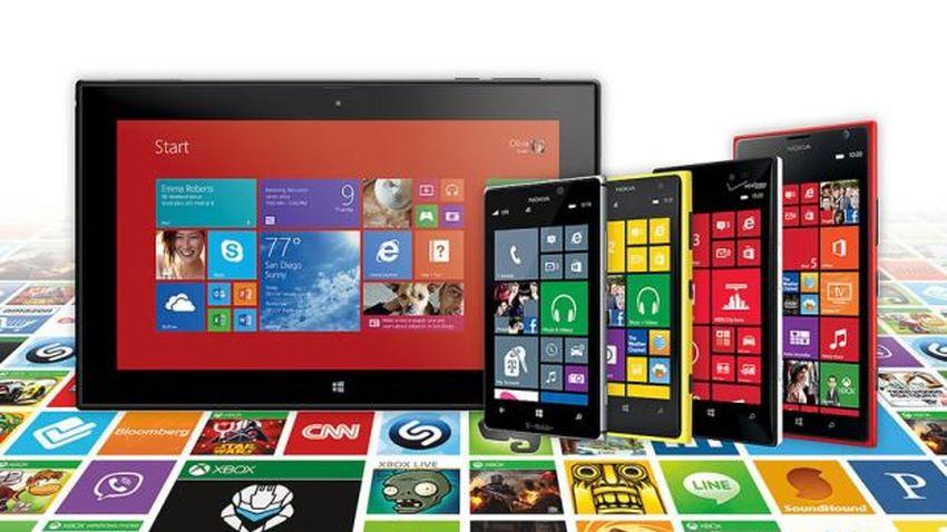 560 tysięcy aplikacji dla Windowsa i Windows Phone