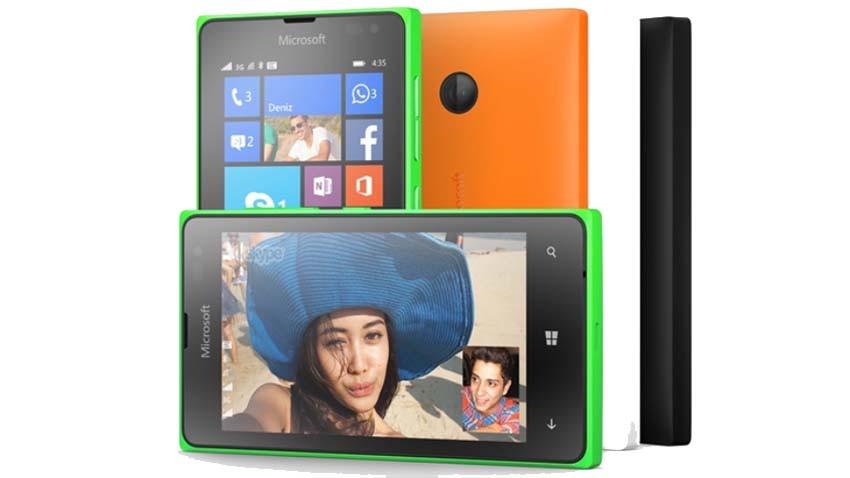 Microsoft prezentuje przystępne cenowo smartfony Lumia 435 i Lumia 532
