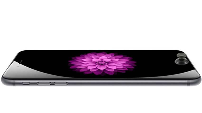 Kolejny patent Apple to połączenie przycisku Home z joystkickiem