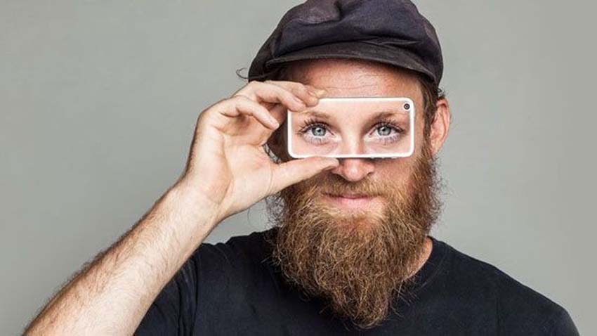 """Photo of """"Bądź moimi oczami"""" – pomoc dla niewidomych przy użyciu smartfona"""