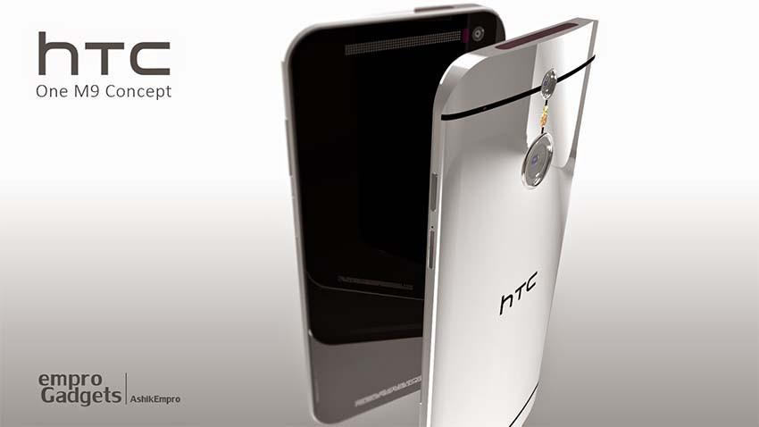 HTC One M9 wycieka na pierwszych zdjęciach