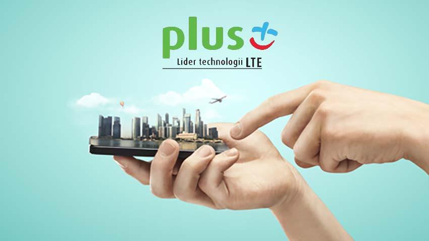 Nowe pakiety internetowe w roamingu w Plusie