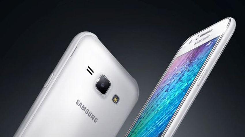 Samsung Galaxy J1 - pierwszy smartfon z nowej