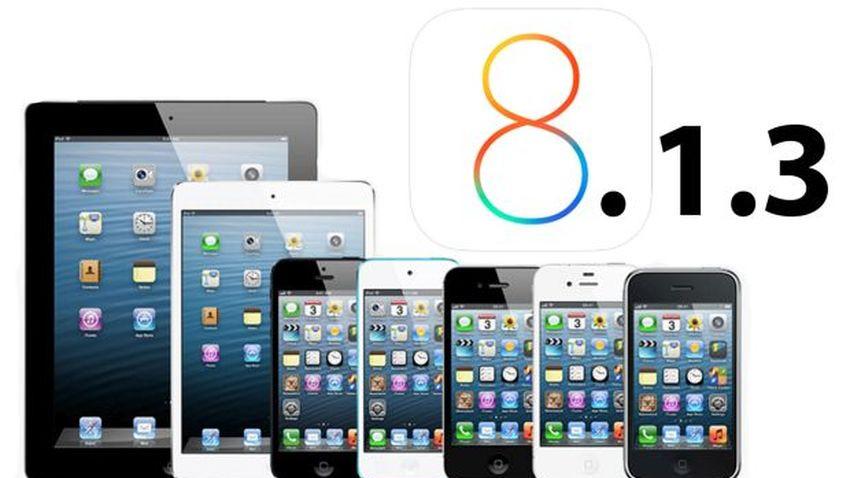 Apple udostępnia aktualizację systemową dla swoich urządzeń
