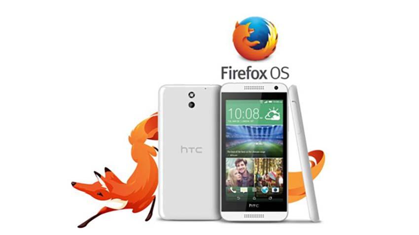 HTC zainteresowane tworzeniem smartfonów z Firefox OS