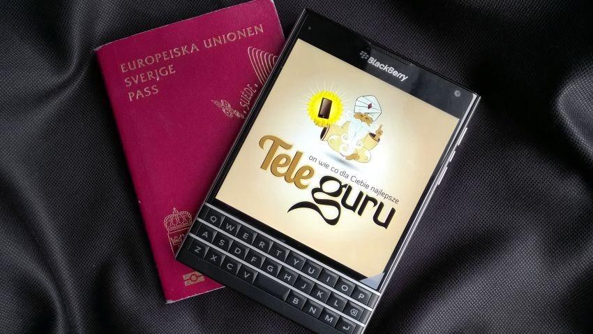 Recenzja BlackBerry Passport: Paszport do udanych biznesów