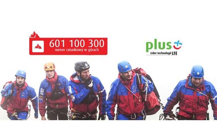 601100300.pl - nowy serwis o bezpieczeństwie w górach
