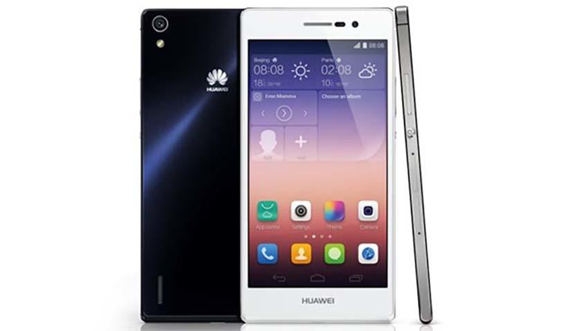 Huawei P8 zostanie pokazany 15 kwietnia w Londynie