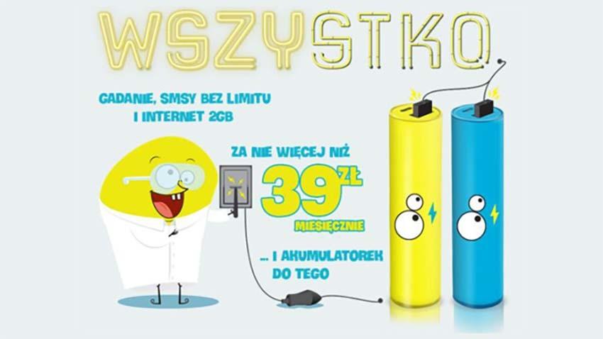 Promocja Nju Mobile: Powerbank Nokia w prezencie