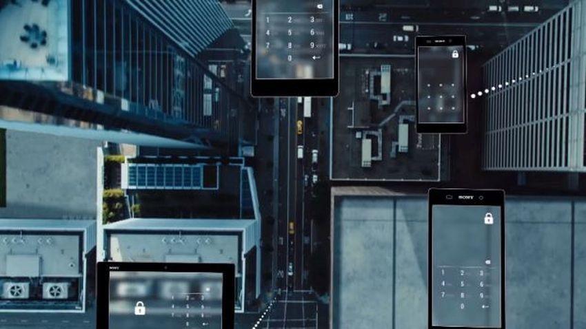 Sony reklamuje smartfony i tablety Xperia jako idealne narzędzia biznesu