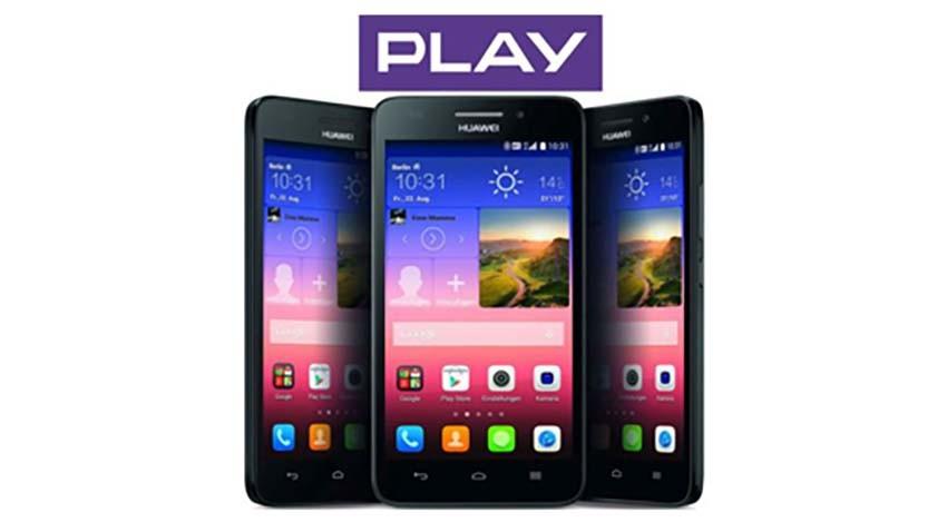 Huawei Ascend G620s w ofercie sieci Play