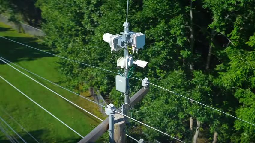 Project AirGig - Internet po sieci energetycznej