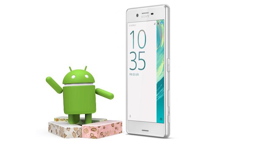 Photo of Android Nougat dla smartfonów Sony – harmonogram aktualizacji