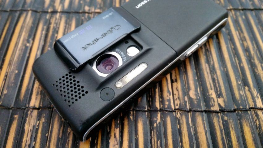 Photo of Test Sony Ericsson K800