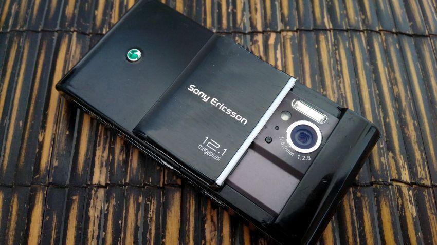 Photo of Test Sony Ericsson Satio