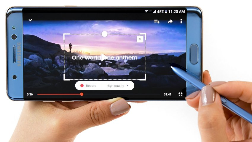Photo of Samsung Galaxy Note 7 w T-Mobile
