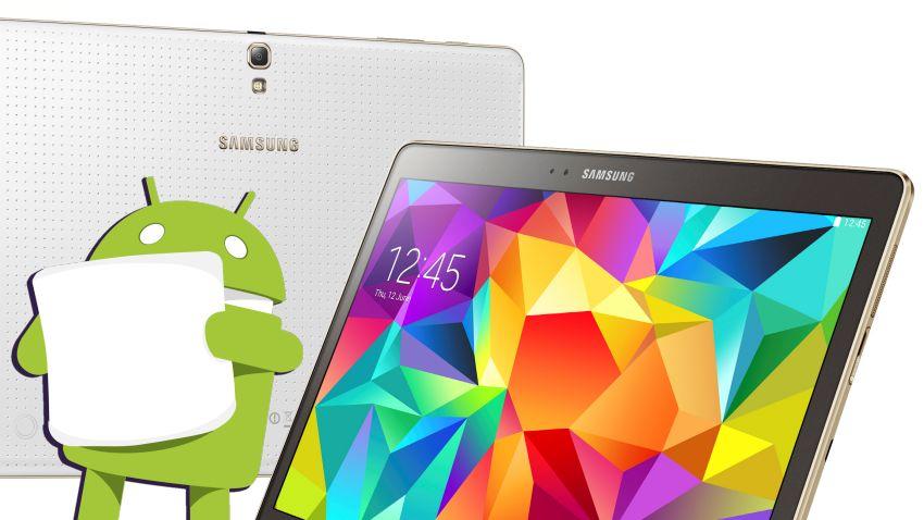 Photo of Samsung Galaxy Tab S z aktualizacją do Androida Marshmallow