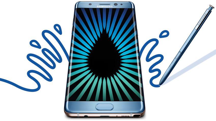 Photo of Sprzedaż Galaxy Note 7 wstrzymana. Samsung wymieni wszystkie zakupione modele