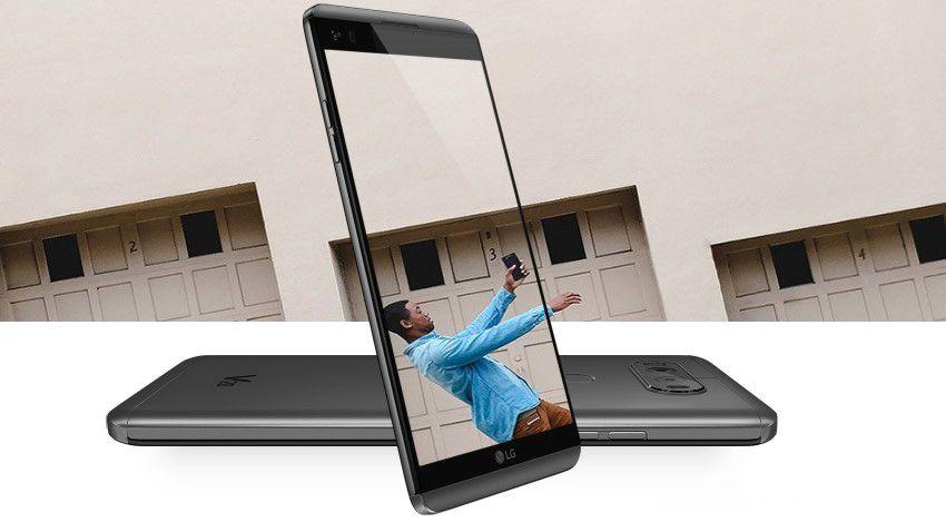 Photo of LG V20 oficjalnie zaprezentowany – topowe podzespoły, multimedialne bogactwo i Android Nougat w standardzie