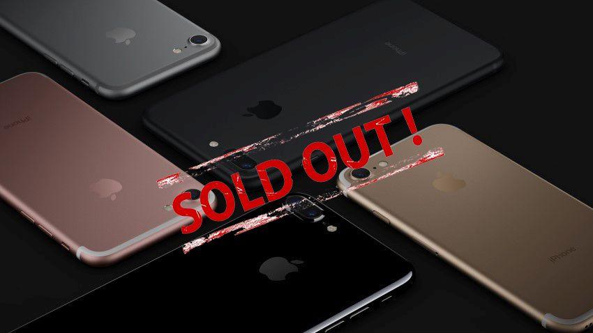 Photo of Świetna sprzedaż iPhone'a 7. Wersja Jet Black najchętniej wybierana