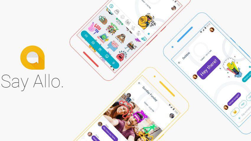Photo of Google Allo – rozbudowany komunikator tekstowy z Asystentem Google
