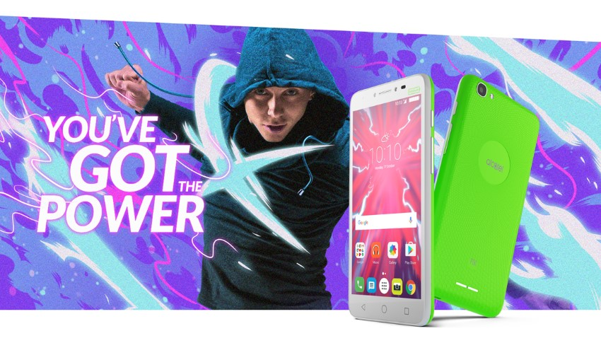 Photo of Alcatel Pixi 4 Plus Power z baterią 5000 mAh