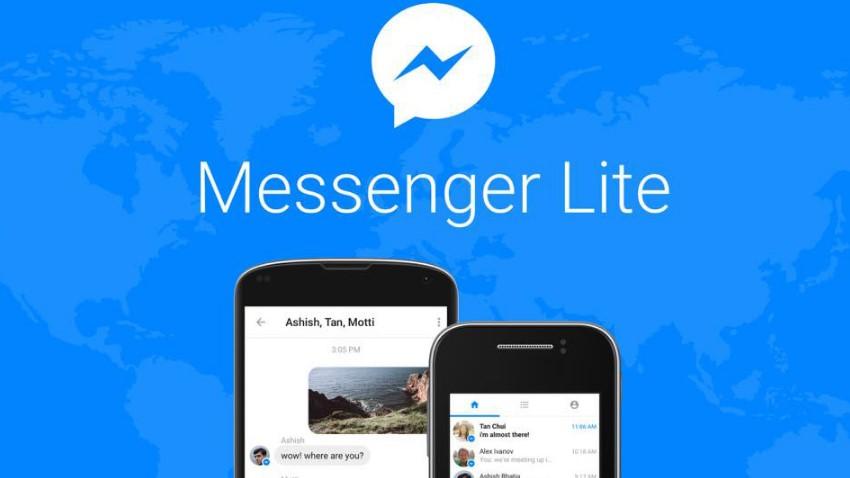 """Photo of Messenger Lite – popularny komunikator doczekał się """"odchudzonej"""" wersji"""