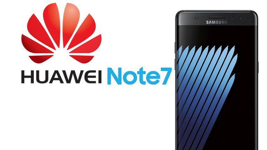Photo of Huawei Mate 9 – najwierniejsza kopia Galaxy Note 7