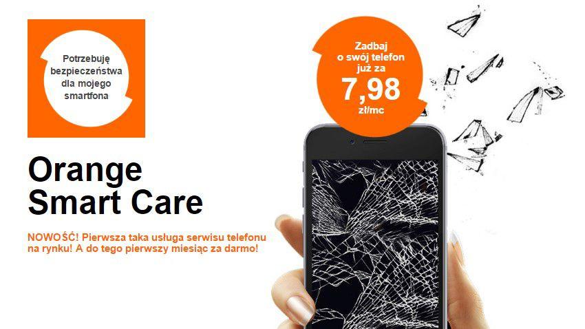 Photo of Orange Smart Care – oszczędna naprawa smartfonów