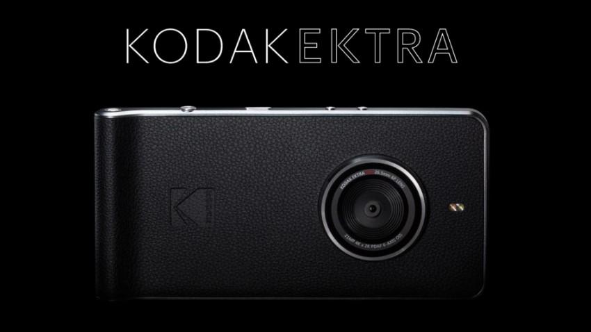 Photo of Kodak wskrzesza markę Ektra – oto nowy smartfon fotograficzny