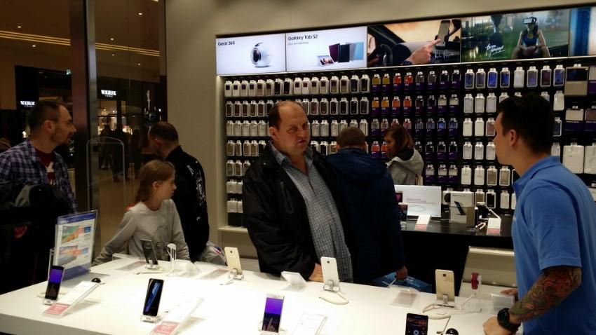 Photo of Drugi Samsung Brand Store w Poznaniu