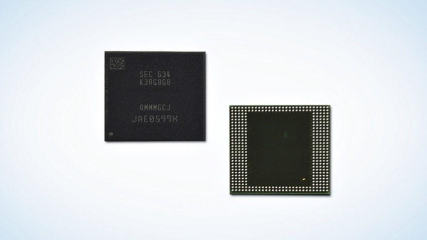 Photo of Samsung przedstawia pierwsze w branży układy mobilne 8 GB LPDDR4 DRAM