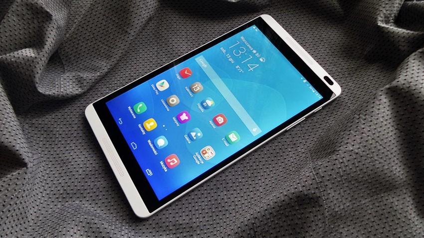 Photo of Test Huawei MediaPad M1 8.0 Wi-Fi: Zgrabny i niedopracowany