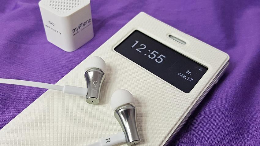 Photo of Test myPhone Infinity 3G: Nieskończoność poza zasięgiem baterii