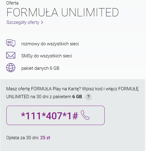 Formuła-UNLIMITED-na-kartę Formuła Unlimited na kartę