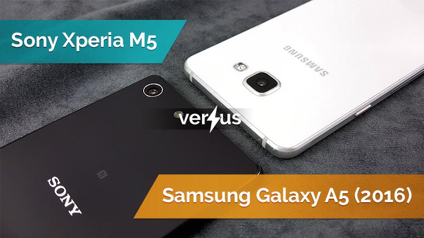Photo of Pojedynek: 4 zalety Sony Xperia M5 vs Samsung Galaxy A5 (2016)
