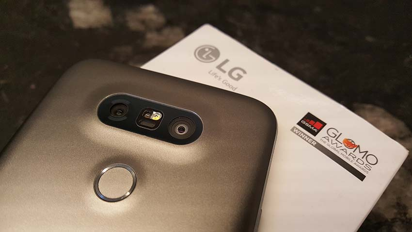 Photo of Standardowy jak… LG G6