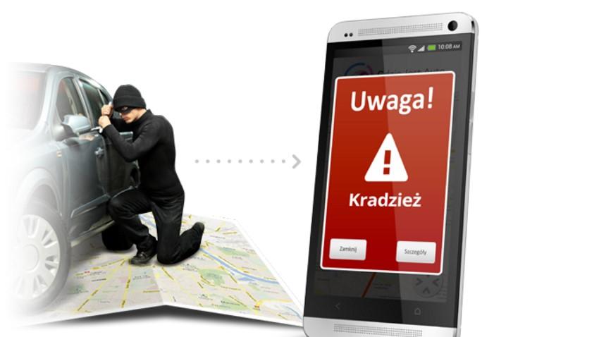 """Photo of Aplikacja """"Gdzie jest Auto"""" pozwoliła schwytać złodzieja w 27 minut"""