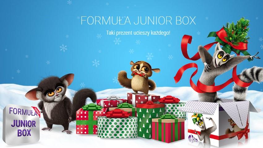 Photo of Świąteczny Junior Box w nowej kampanii reklamowej Play