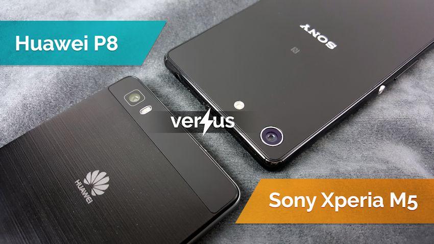 Photo of Pojedynek: 3 zalety Huawei P8 Lite vs Sony Xperia M5