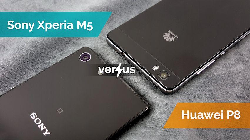 Photo of Pojedynek: 6 zalet Sony Xperia M5 vs Huawei P8 Lite