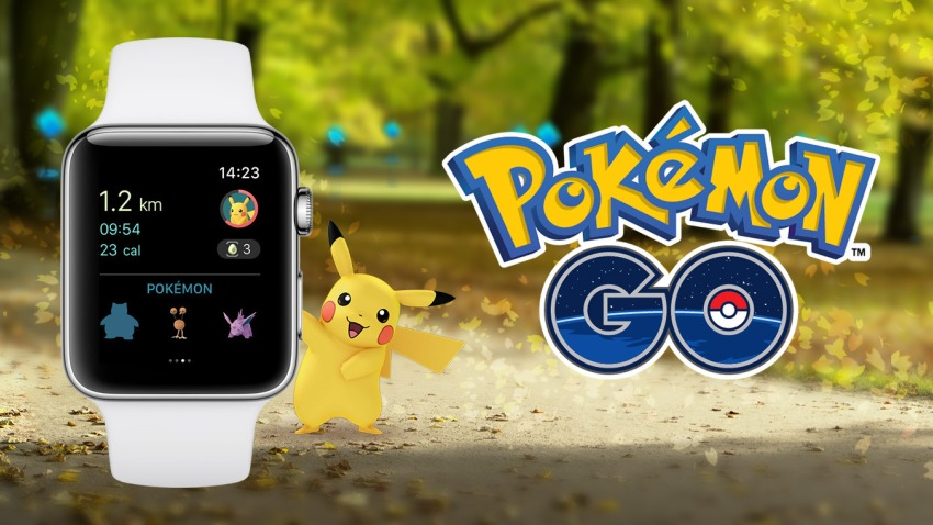 Photo of Trenowanie na smartwatchu: Pokémon GO opanował Apple Watch