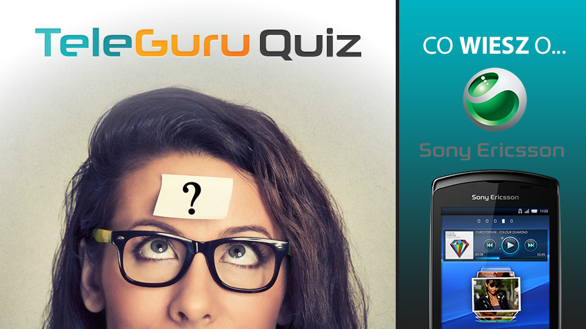 Photo of Quiz: Co wiesz o… Sony Ericsson