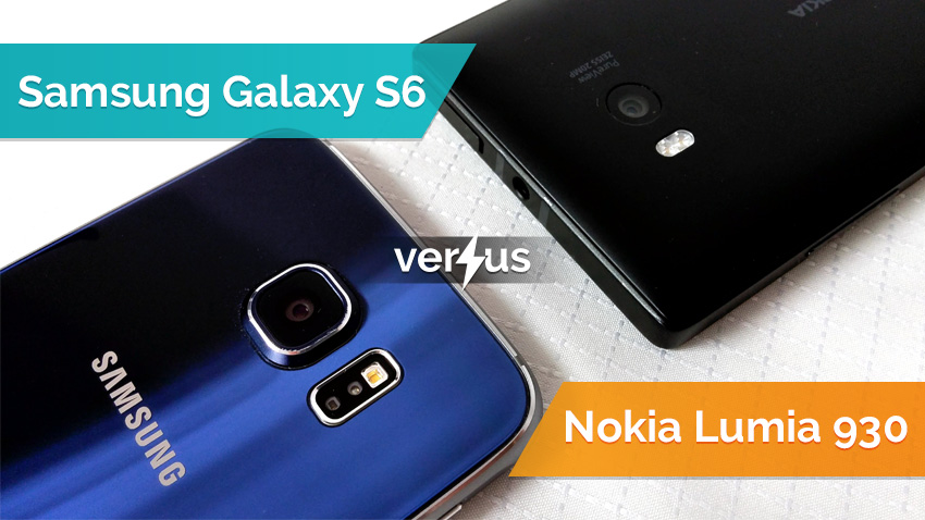 Photo of Pojedynek 10 zalet Samsung Galaxy S6 vs Nokia Lumia 930