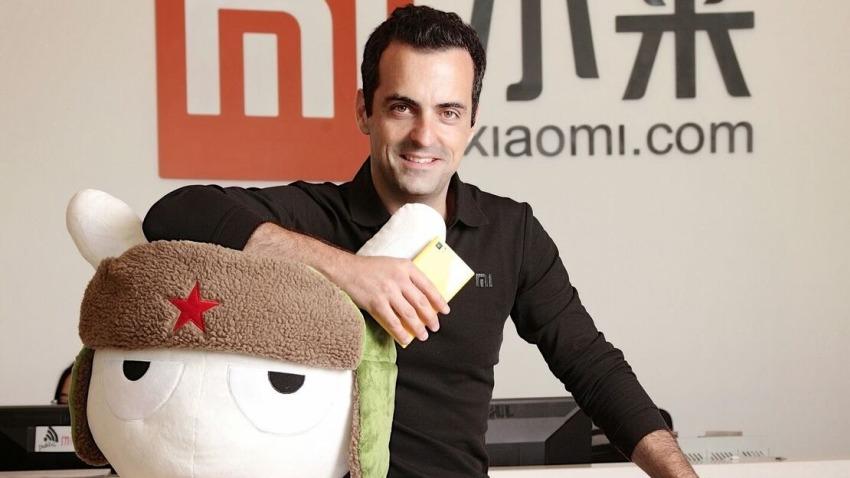 Photo of Wiceprezes Xiaomi, Hugo Barra ustępuje ze stanowiska po prawie 4 latach