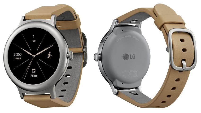Photo of Wiemy jak będzie wyglądał LG Watch Style w wersjach srebrnej i różowozłotej
