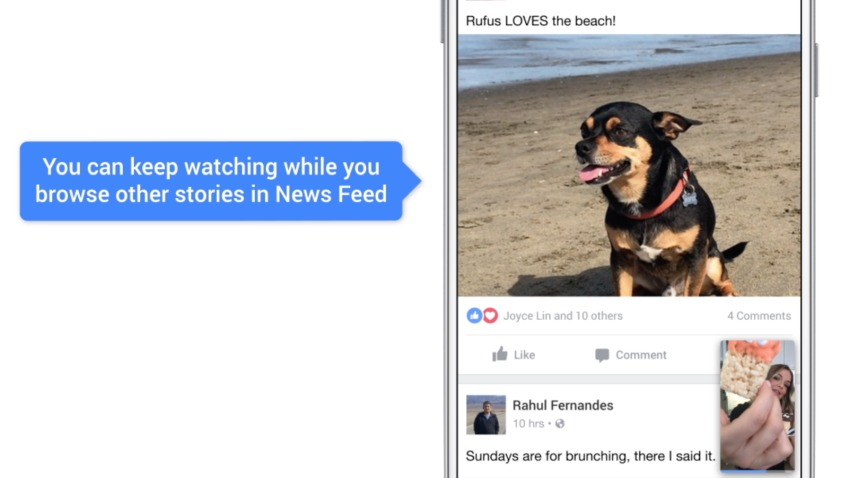 Photo of Facebook się zmienia: automatycznie odtwarzane filmy z dźwiękiem
