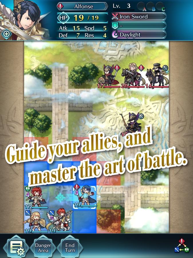 fire-emblem-heroes-2-1 Kolejna gra Nintendo dla Androida i iOS: Fire Emblem Heroes